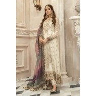 Maria.b Mbroidered Eid 2020 Pakistani Summer Collection BD-1902
