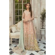 Maria.b Mbroidered Eid 2020 Pakistani Summer Collection BD-1907