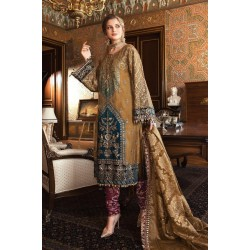 Mariab Mbroidered Wedding Edition 2020 Pakistani Suits BD-2001