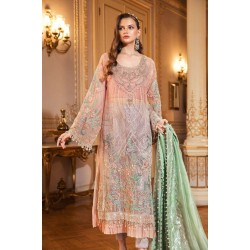 Mariab Mbroidered Wedding Edition 2020 Pakistani Suits BD-2003