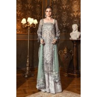Mariab Mbroidered Wedding Edition 2020 Pakistani Suits BD-2005