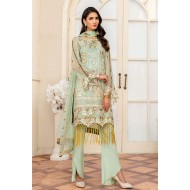 Pakistani Suits Maryam's Summer Collection Vol-17 M-70 Pastel Frost