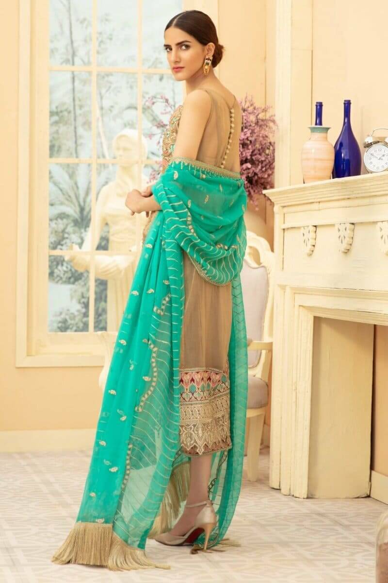 Maryum N Maria Premium Chiffon Collection 2020 Meladiouc Zale MMD-08