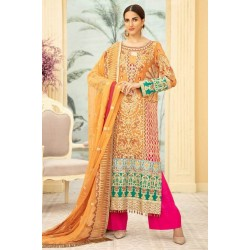 Maryum N Maria Premium Chiffon Collection 2020 Cheris Mudlle MMD-10