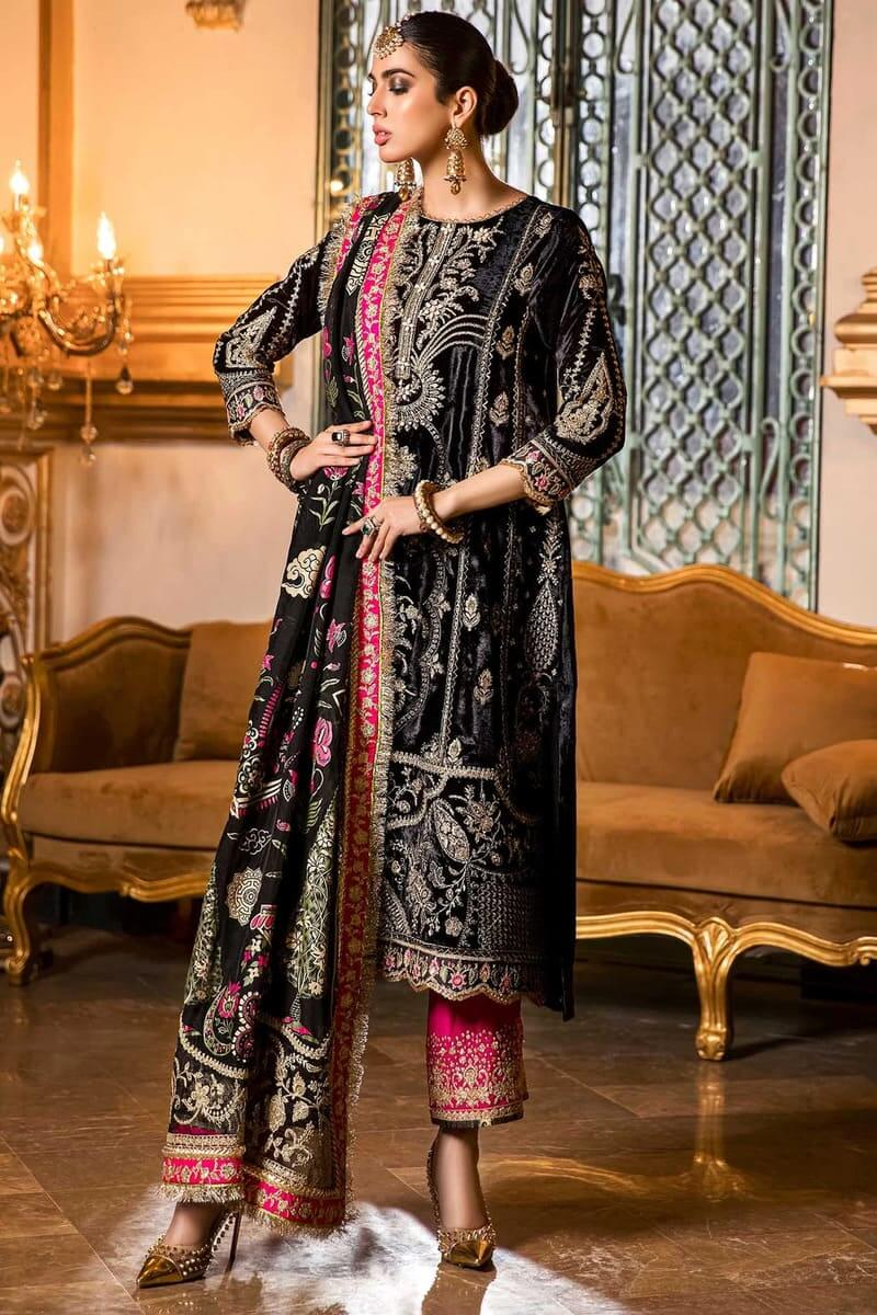 Noor By Saadia Asad Festive Collection 20 Salwar Suits D-4
