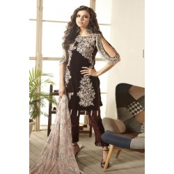 Zara Hayaat Winter Collection 2020 Designer Salwar Kameez Tartan W3