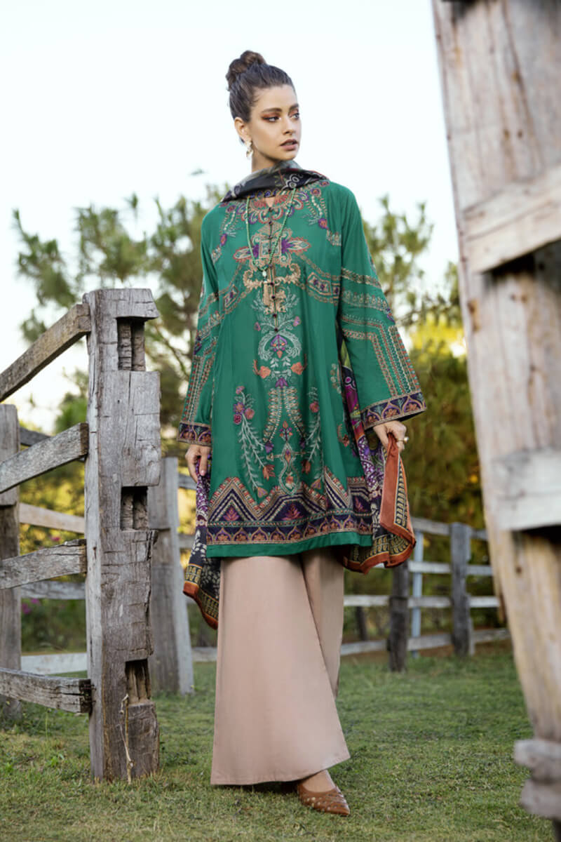 Pakistani Summer Collection Iznik Lawn Collection 2020 IL20-03 WILLOW