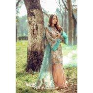 Floral Fantasies Premium Lawn Collection 2020 by Adan's Libas BUTTERFLY
