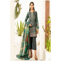 Iznik Chinon Lawn Collection 2020 Salwar Kameez Island