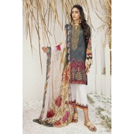 Iznik Guzel Lawn Collection Salwar Kameez GL20-03 Rustic Rarity