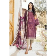Iznik Guzel Lawn Collection Salwar Kameez GL20-05 Lady Majesty