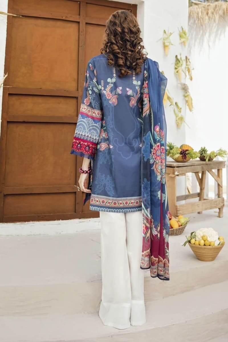 Iznik Guzel Lawn Collection Salwar Kameez GL20-06 High Waters