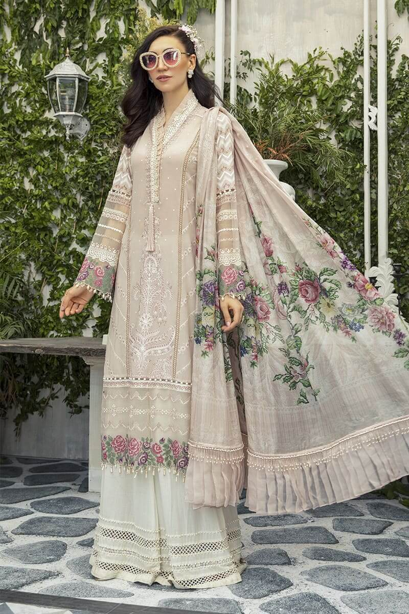 Maria.B Eid Collection 2020 Designer Pakistani Suits EL-20-10