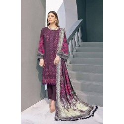 Riwayat linen Collection 2020 by Ramsha Designer Salwar Kameez R-106