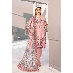 Riwayat linen Collection 2020 by Ramsha Designer Salwar Kameez R-107