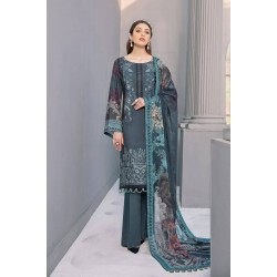 Riwayat linen Collection 2020 by Ramsha Designer Salwar Kameez R-108