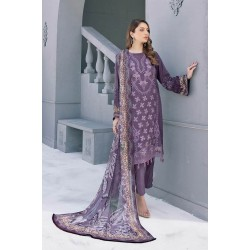 Riwayat linen Collection 2020 by Ramsha Designer Salwar Kameez R-109