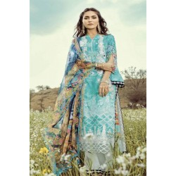 Rouche Luxury Signature Summer Lawn Collection 2020 Design 06