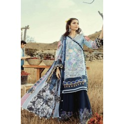 Rouche Luxury Signature Summer Lawn Collection 2020 Design 10