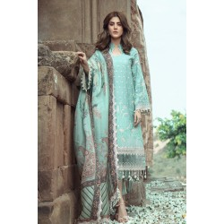 Roxanne Lawn Collection by Serene Premium Designer Pakistani Suits SL-02 Bella