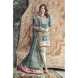 Roxanne Lawn Collection by Serene Premium Designer Pakistani Suits SL-05 Nora