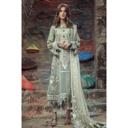 Roxanne Lawn Collection by Serene Premium Designer Pakistani Suits SL-06 Luna