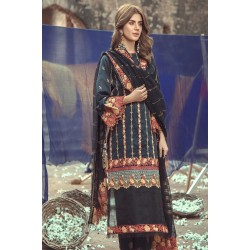 Roxanne Lawn Collection by Serene Premium Designer Pakistani Suits SL-07 Dahlia
