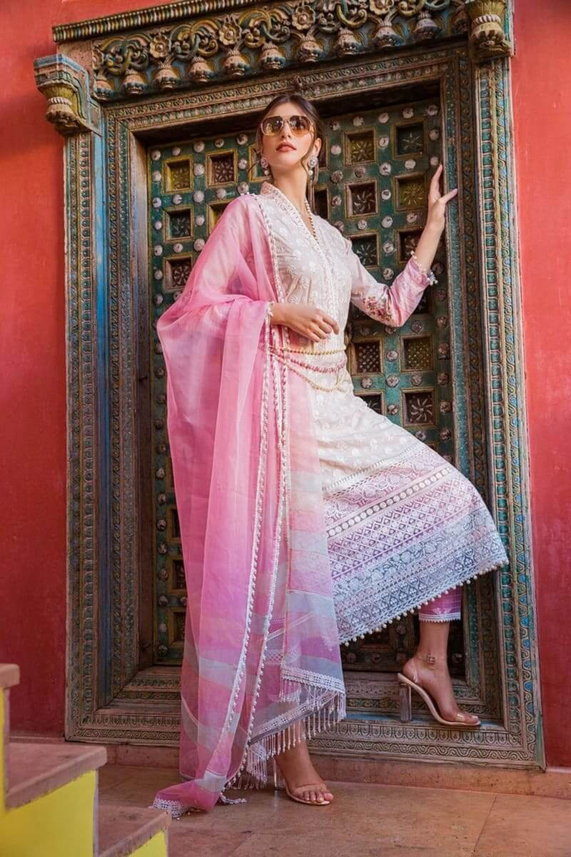 Sobia Nazir Luxury Lawn Collection 2020 Pakistani Suits Design 12B
