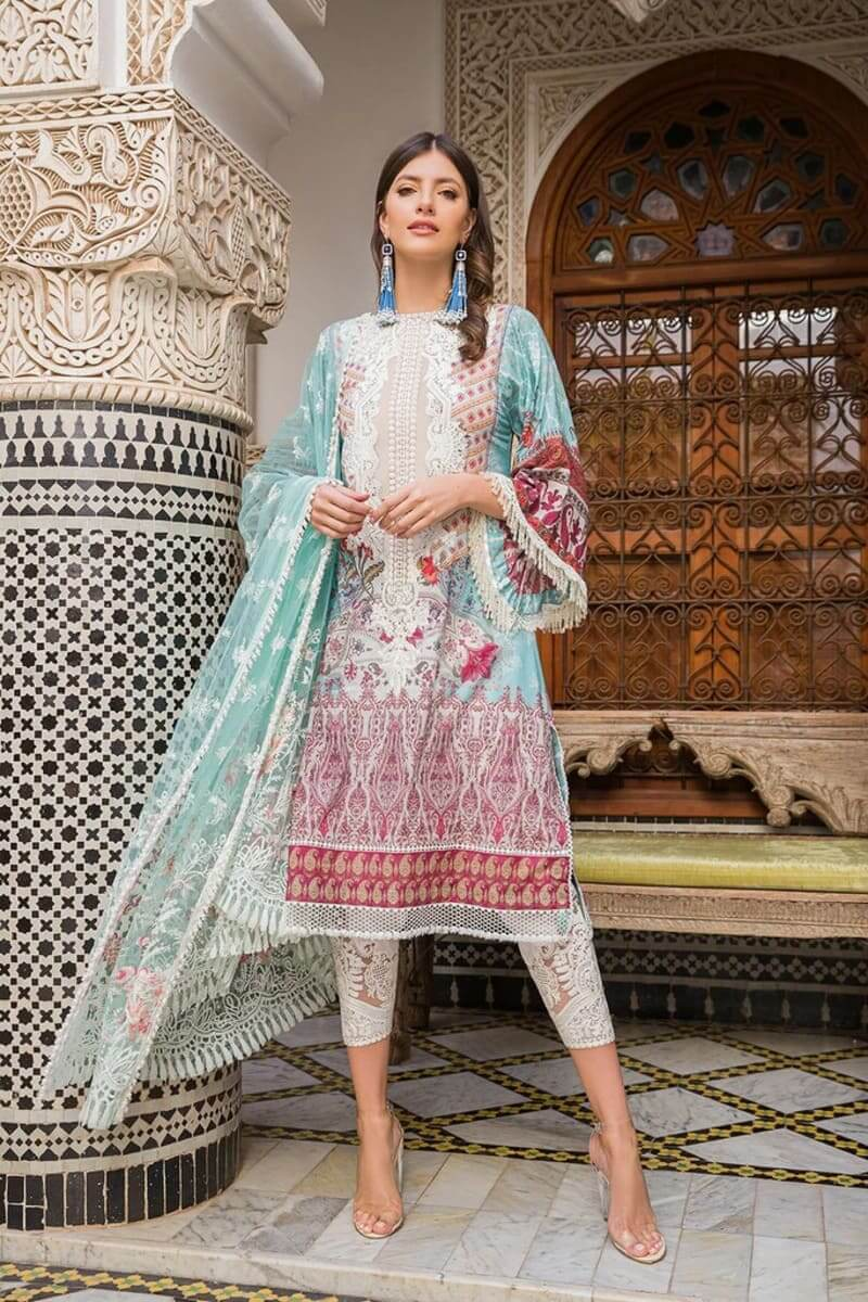 Sobia Nazir Luxury Lawn Collection 2020 Pakistani Suits Design 15A