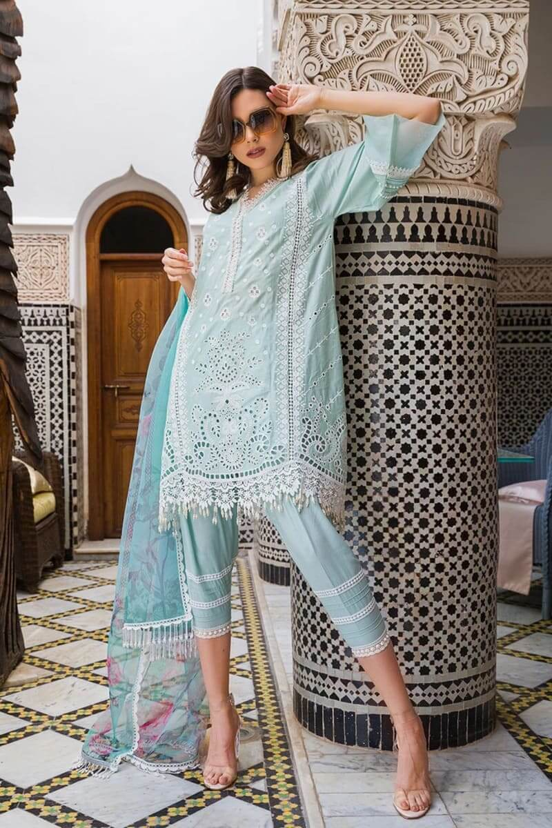 Sobia Nazir Luxury Lawn Collection 2020 Pakistani Suits Design 1A