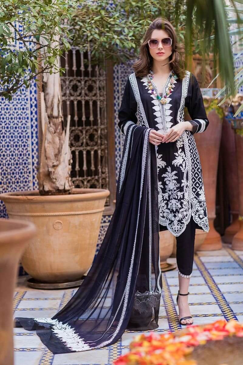 Sobia Nazir Luxury Lawn Collection 2020 Pakistani Suits Design 4B