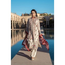 Salwar Kameez Sobia Nazir Vital Lawn Collection 2020 Design 3B