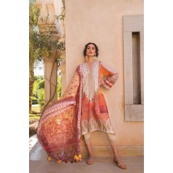 Salwar Kameez Sobia Nazir Vital Lawn Collection 2020 Design 9A